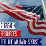 7 Great Resources for the Military Spouse