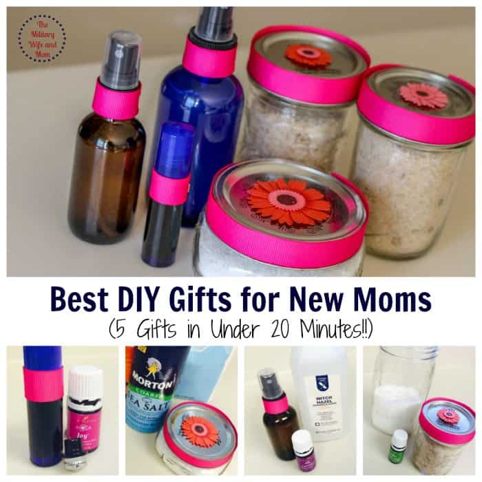 Gifts For New Moms Part - 32: 5 DIY Gifts To Make Any New Moms Day. These Are Amazing!