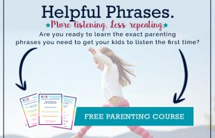 """Free """"How to Talk to Kids"""" Email Course"""