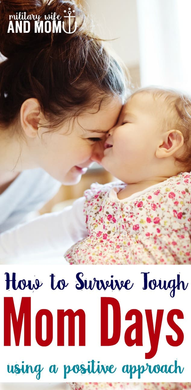 How to survive the tough mom days when you're a tired mom. Such an important story. I'm go glad I read this today!