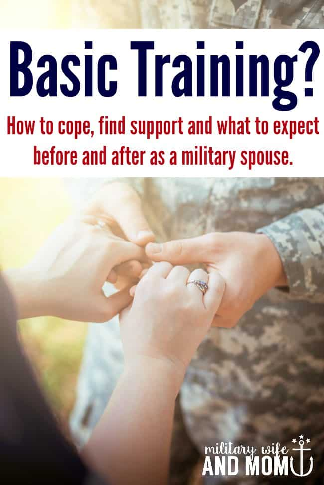 Is your boyfriend in basic training? Learn what to expect, how to find resources and support   military significant other   military girlfriend   military spouse   coping with military separations