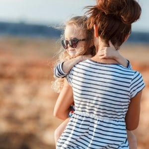 What If All I Want to Be Is a Good Enough Mom?