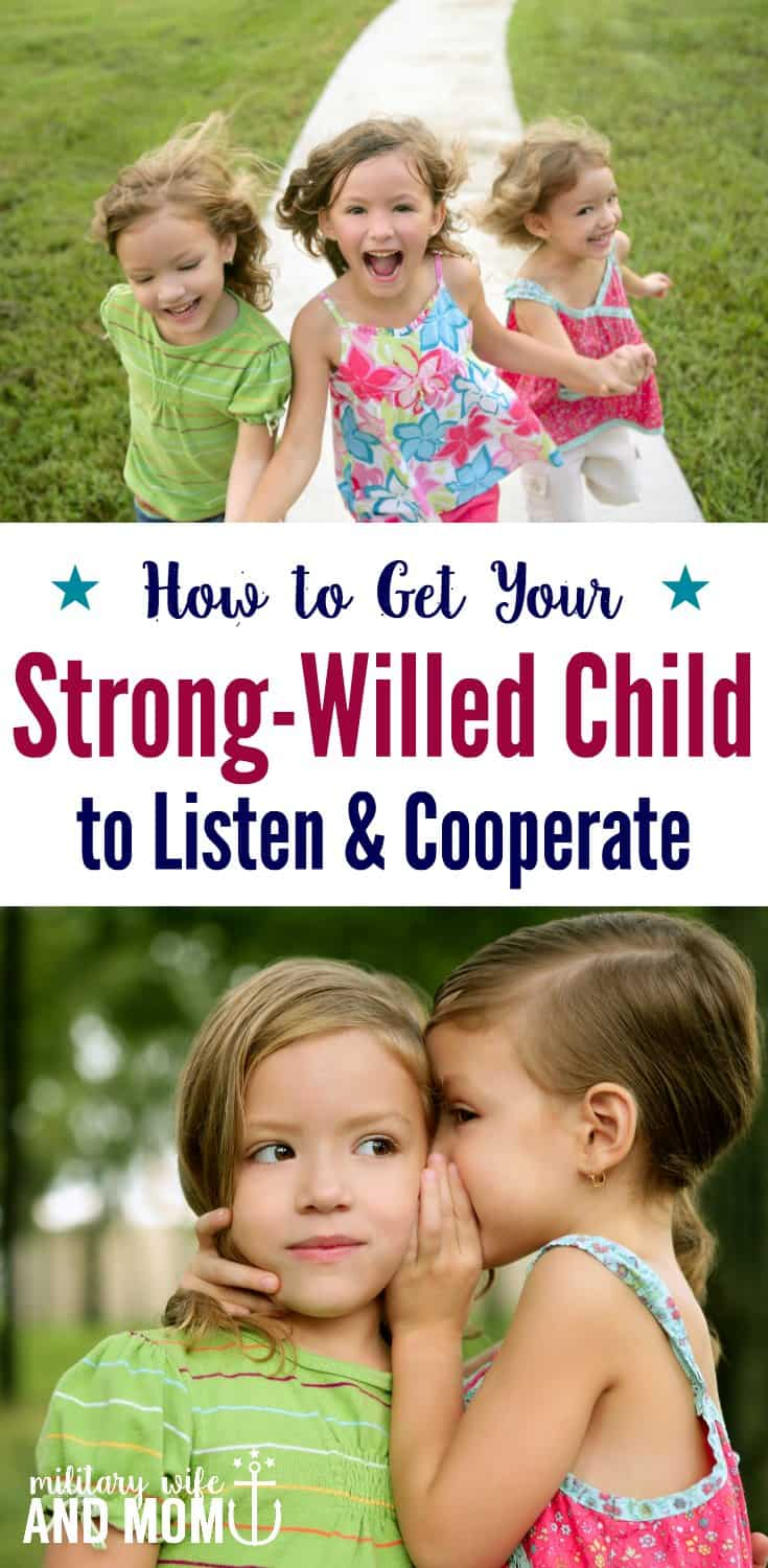 Learn 10 powerful ways to communicate with your strong-willed child. Plus, snag the number one secret to raising strong-willed kids and gaining the cooperation you truly want.